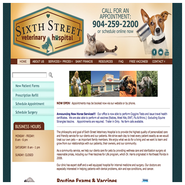 Sixth Street Vet