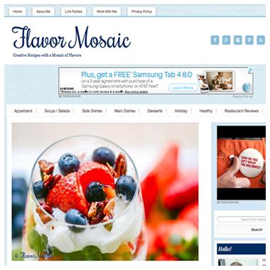 Flavor Mosaic