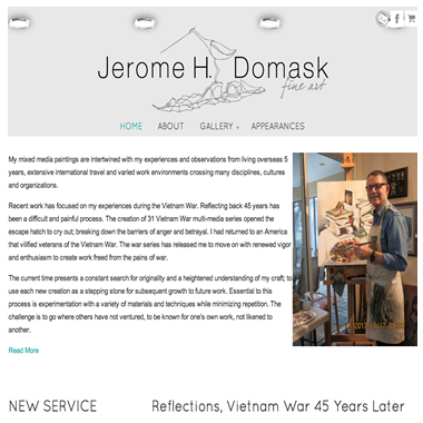 Jerome Domask Fine Art