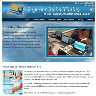 Superior Swim Timing