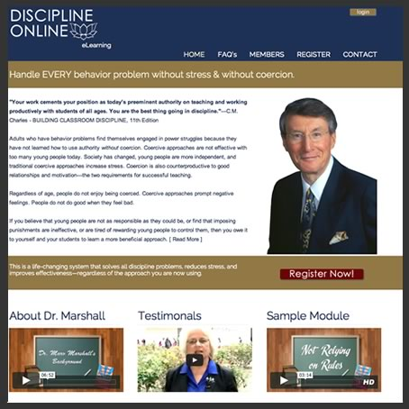 Discipline Without Stress eLearning