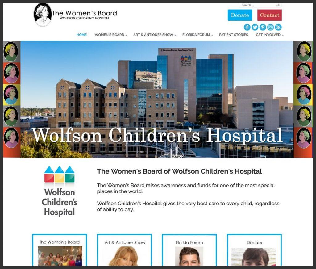 Women's Board of Wolfson Children's Hospital