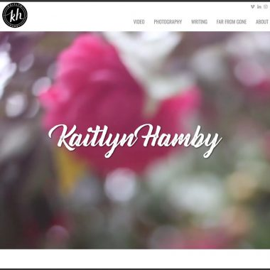 Documentary Film – KaitlynHamby.com