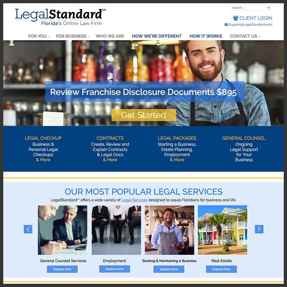 LegalStandard.com