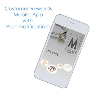 Mobile App – Monahan Jewelry