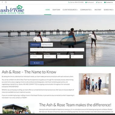 Ash & Rose Real Estate Team