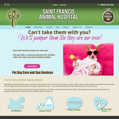 Saint Francis Animal Hospital